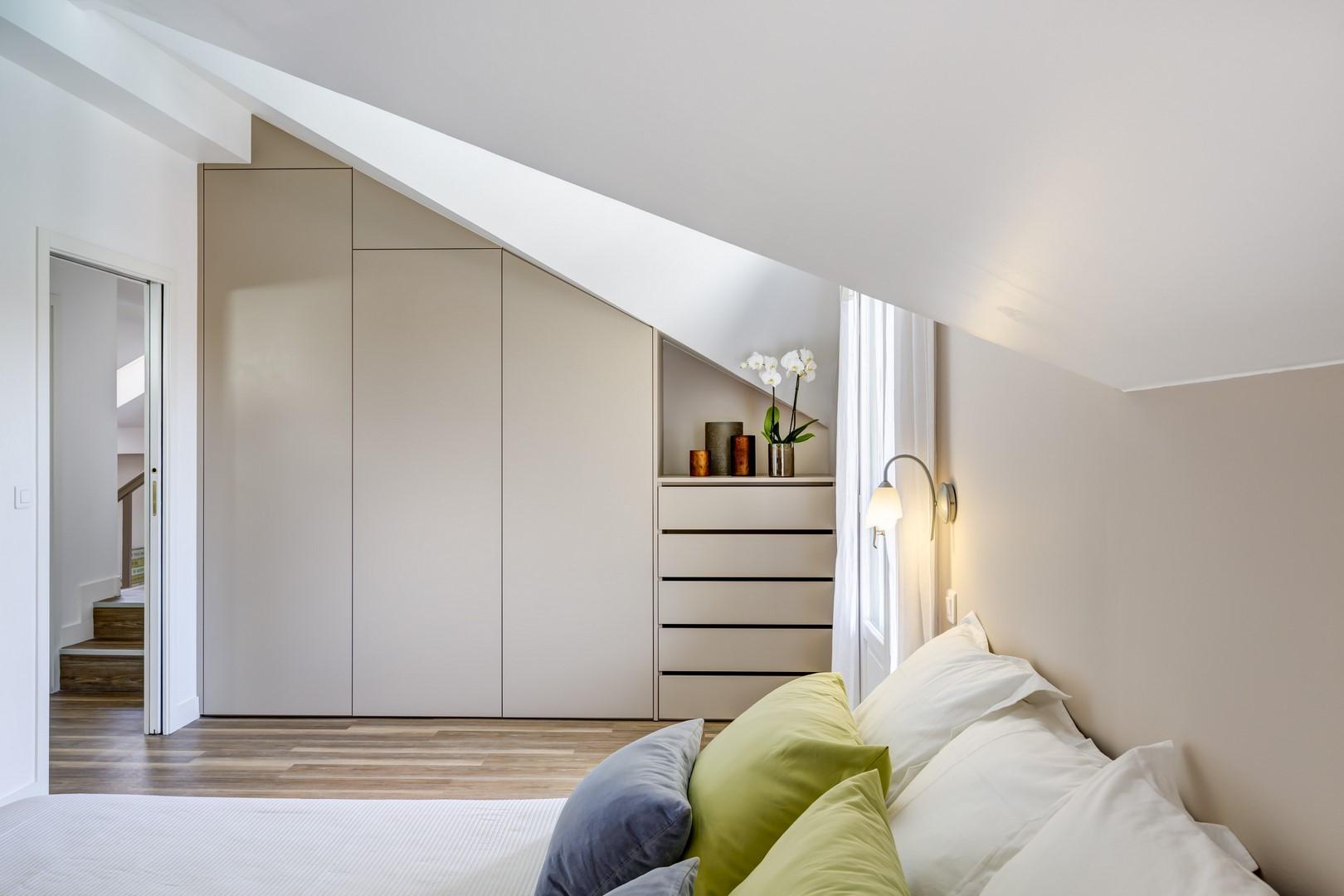 Maison Lamothe / Chambre
