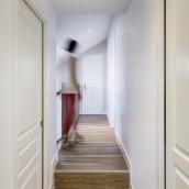Maison Lamothe / Couloir