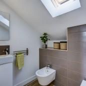 Maison Lamothe / WC
