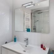Maison Lamothe / Chambre + Salle de bain