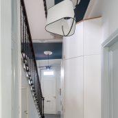 couloir plafond luminaire