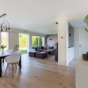 restructuration maison bordeaux renovation architecture intérieure salon cuisine chambre salle de bain