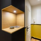 cuisine entrée salle de bain décoration aménagement architecture intérieure