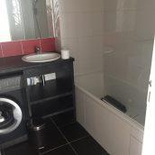 salle de bain AVANT transformation projet architecture intérieure
