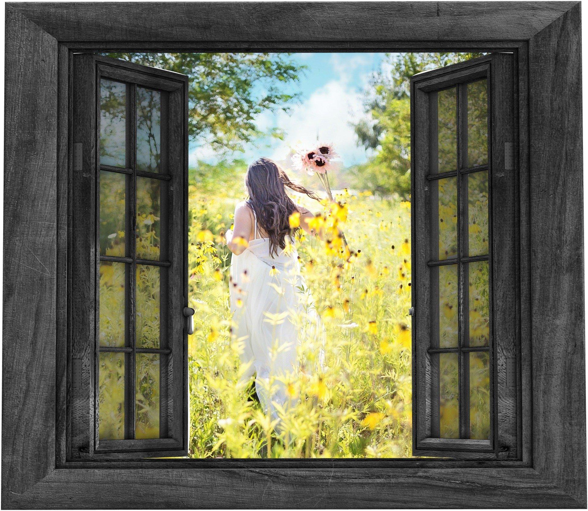 1-girl-fenêtre-nature